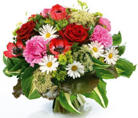 Fleur pour bouquet